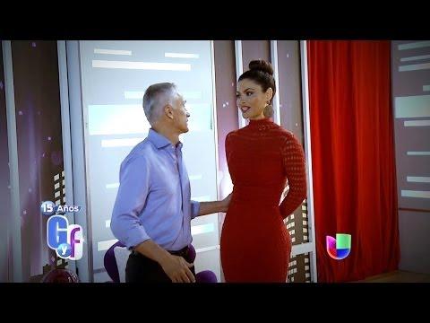 Chiqui Delgado asegura que ella es la que ha modernizado a Jorge Ramos  El Gordo y la Flaca