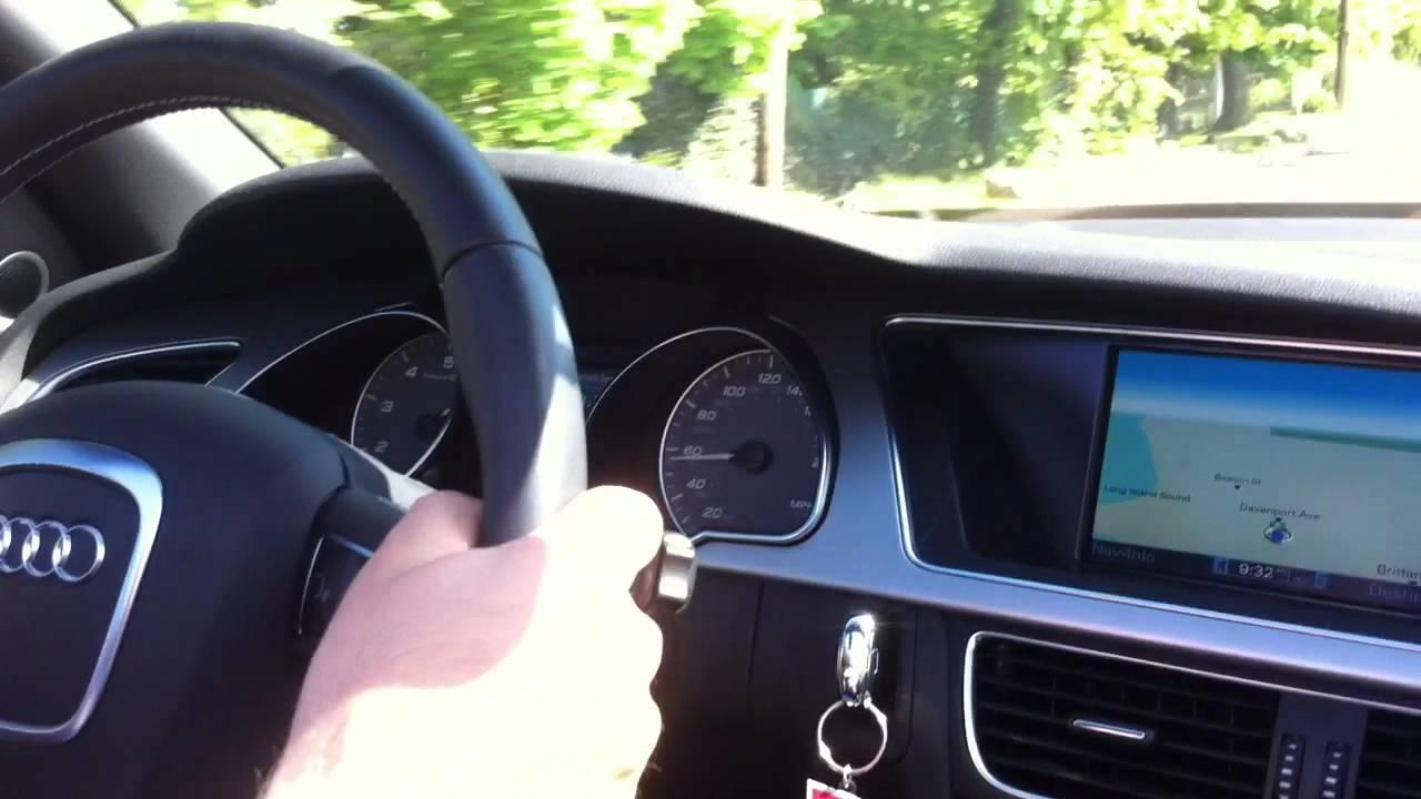 Audi S Cab Run Custom Exhaust YouTube - Audi s5 0 60