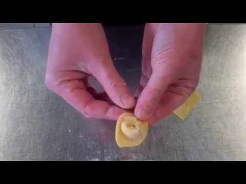 How to make cappelletti pasta