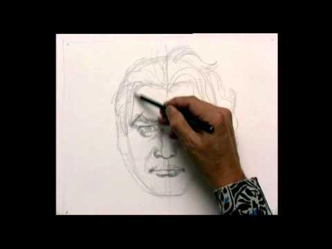 Demostracion Curso Dibujo Jose Llobera Hombre Y Mujer Las
