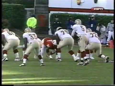 2002 ESPN the Season Florida State Seminoles