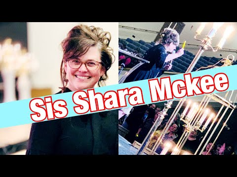 Ohio LADIES CONFERENCE 2019/Shara McKee Glow Stick