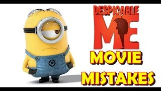 DESPICABLE ME Movie Mistakes, Spoilers, Fact, Goofs, Wrong With and Fails You Missed