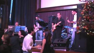 CALDONIA DREAM MEN - Gimme all your lovin' (Hard Rock Cafe 13-12-2012)