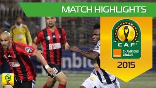 USM Alger vs TP Mazembe | 2015 Orange CAF Champions League | Final (1st Leg) 2017 Video