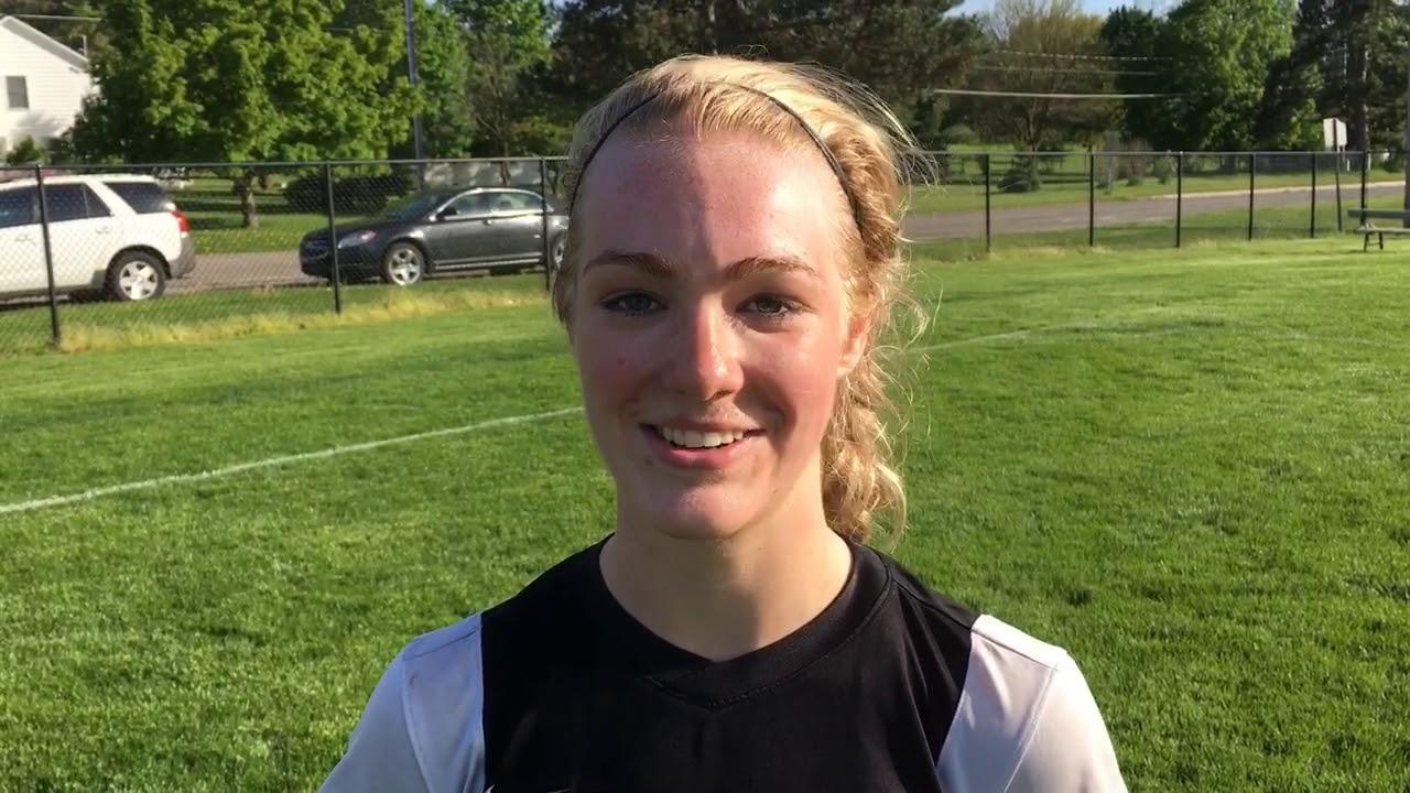 Lauren Murphy scores only goal in Fenton's district win over Goodrich