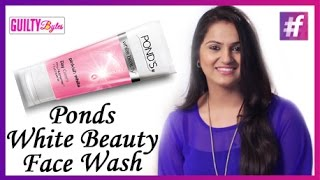 Perfect Glowing Skin with Ponds White Beauty Face Wash | Glowing Skin Tips Thumbnail