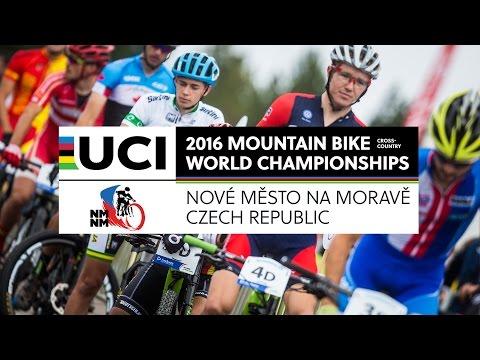 XC Team Relay  2016 UCI Mountain Bike World Championships  Nove Mesto na Morave, Czech Republic