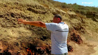 "06.09.17. ""Yanar Dağ"" - ""Горящая гора"" Azerbaijan Land of Fire. ТОП невероятных парадоксов природы"