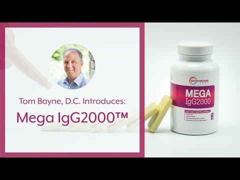 Tom Bayne, DC: Mega IgG2000™