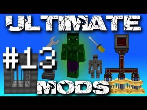 Minecraft Ultimate Mods - Red Power! #13