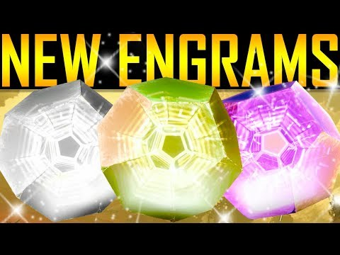 Destiny 2 - NEW ENGRAMS! NEW EXOTIC! NEW TEASER!