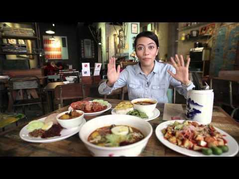 Oh My Budget - Episod 3 - Makanan baba nyonya dan nasi kandar
