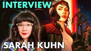"Interview with Sarah Kuhn - Author of ""Dr. Aphra: An Audiobook Original"""