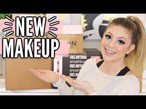 HUGE PR UNBOXING HAUL! | WHATS NEW IN MAKEUP!