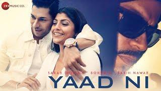 Yaad Ni - Official Music Video   Sarab Dhillon, Bohemia and Sabih Nawab (Rap)   Deep Jandu