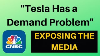 EXPOSING CNBC's Bias Against Tesla | Compilation of CNBC's Comedic Clips