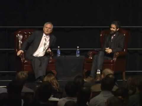 Richard Dawkins at the University of Maryland