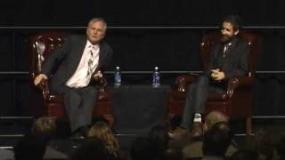 Richard Dawkins at the University of Maryland