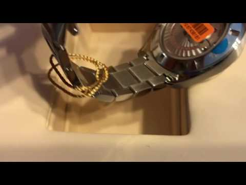 Omega Seamaster Master Co-Axial Watch - SERIAL NUMBER video