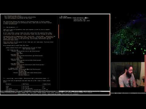 Pushing Pixels with Lisp - Episode 26 - Bonus Video