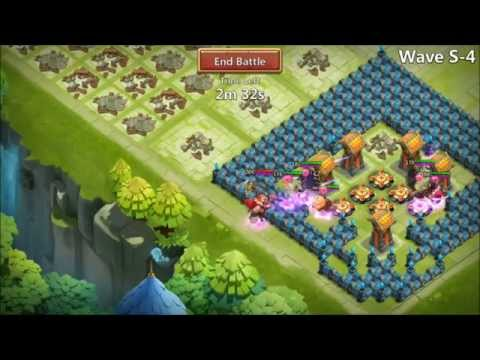 Castle Clash IOS 200$ Worth ITUNES Giveaway 20  LUCKY WINNERS