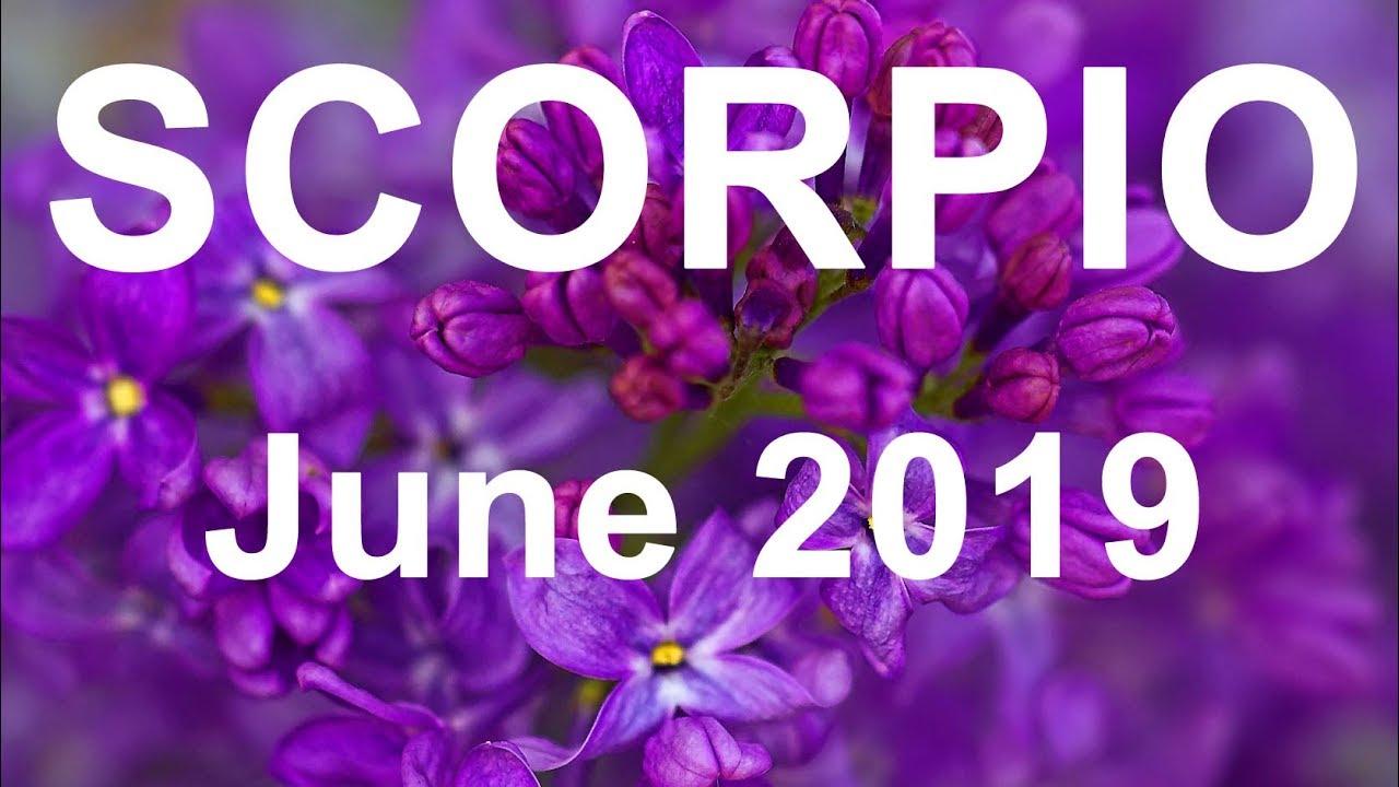 SCORPIO JUNE 2019: A MONTH OF OPPORTUNITY! BIG, BEAUTIFUL LOVE! SCORPIO  TAROT READING