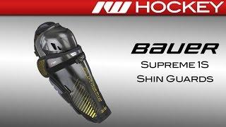 Bauer Supreme 1S Shin Guard Review