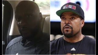 Lamar Odom Responds To Ice Cube After Getting Dropped From Big 3 Basketball Tournament