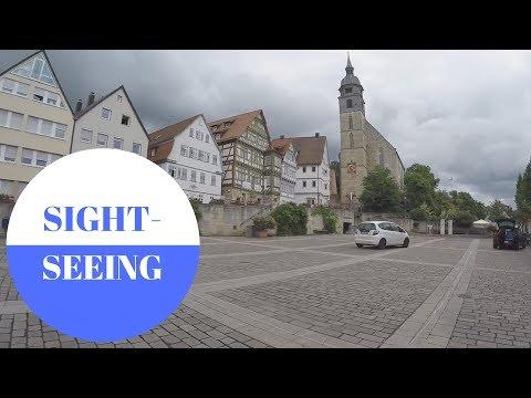 Sightseeing in Böblingen in GERMANY