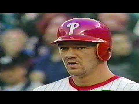 2002 Phillies vs New York Mets