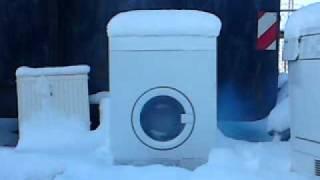 PolenBöller vs. Waschmaschine xD