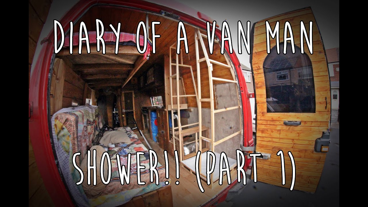 Van Life Diary Of A Man 11