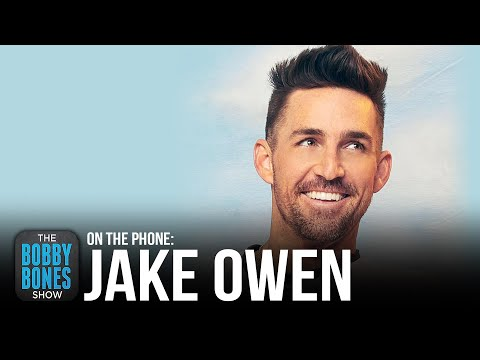 Jake Owen On His First Time Walking On Set For His Acting Debut