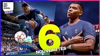 FIFA 22: the 6 most exciting new features in the game! | Oh My Goal