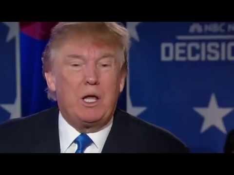 Donald Trump (2015-10-26) Atkinson, New Hampshire. Q&A