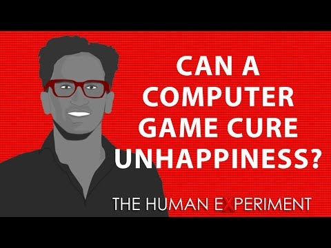 Can a computer game cure anxiety?
