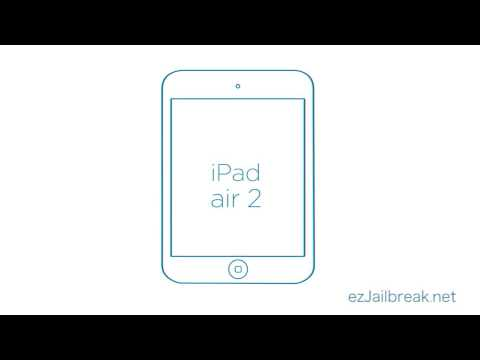 How to Jailbreak ipad air 2