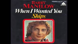 Barry Manilow - When I Wanted You (1979) HQ