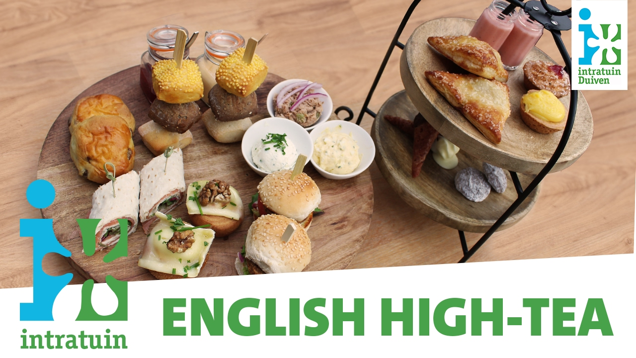 traditional english high tea all n bij intratuin duiven