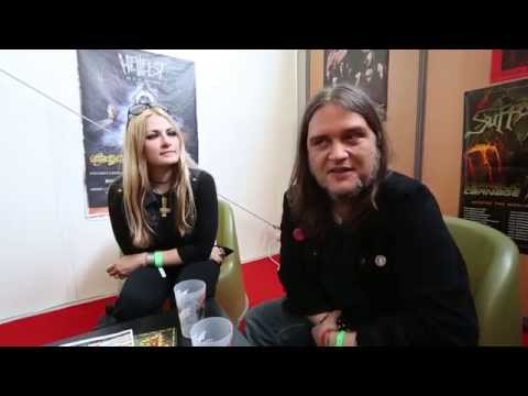 Interview: Electric Wizard @ Hellfest 2014 (Clisson, France)