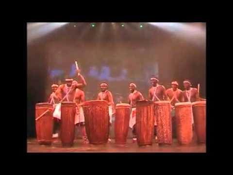 Ballet INYANGE presents The Legend of Ndabaga @ Brussels Centre for Fine Arts