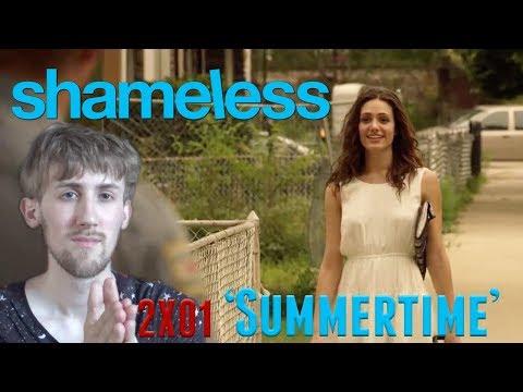 Shameless Season 2 Episode 1 - 'Summertime' Reaction