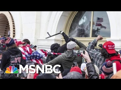 As Trump Leaves WH, New Evidence Highlights Republican Support For Capitol Siege