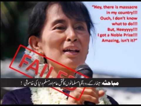 The plight of Rohingya Muslims and Islamic world