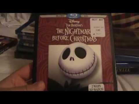 The Nightmare Before Christmas 20th Anniversary Edition Blu-Ray ...
