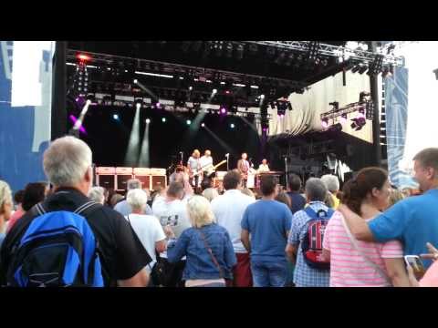 "Status Quo -  ""What You're Proposing"", Tysnesfest 10.07.2014"