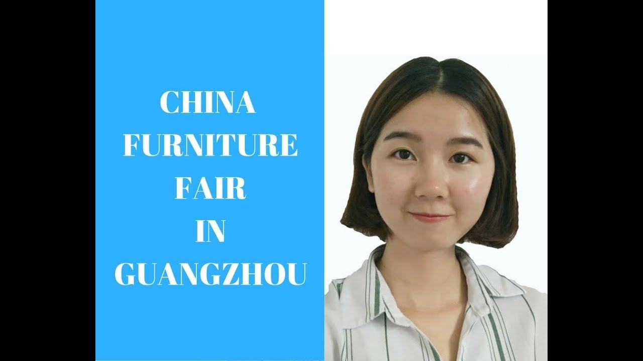 Ciff China International Furniture Fair 2018 In Guangzhou Part 1