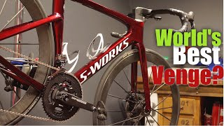 Is it the best Specialized Venge Sworks in the world? dream build