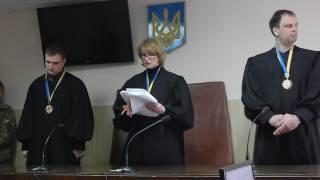 """Саженев встретил приговор с благодарностью (видео """"Корабелов.инфо"""")"""